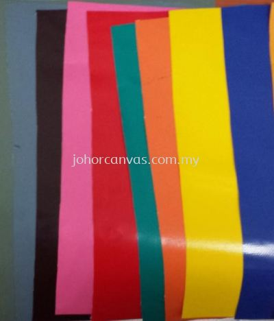 Nylon Canvas Colour