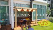 Wooden Shade Outdoor Products Application