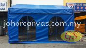Temporary Office Tent Canopy