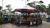 Funfair Canvas Canopy