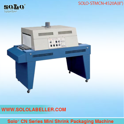 Solo® CN Series Mini Shrink Packaging Machine SOLO-STMCN-4520A (8'')