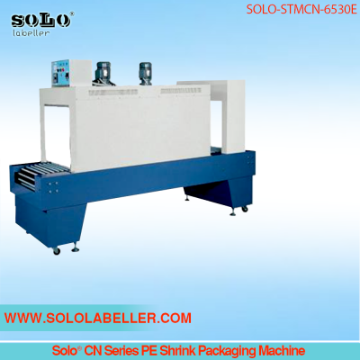 Solo® CN Series PE Shrink Packaging Machine SOLO-STMCN-6530E