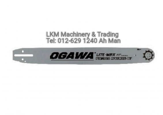 "Chain Saw Guide Bar 10"", 12"", 16"", 18"", 20"" & 22"""