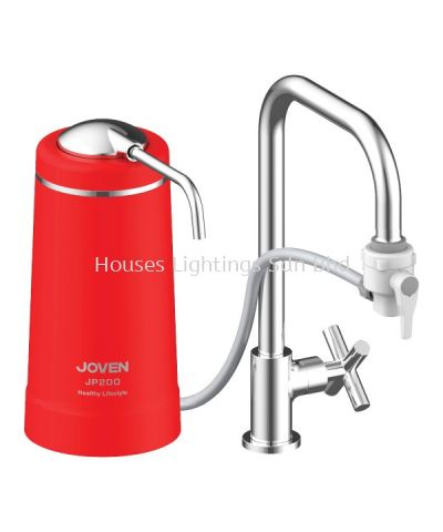Joven Water Filter JP200 Red (RD)