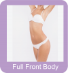 Full Front Body Hair Removal Large Area Permanent Hair Removal
