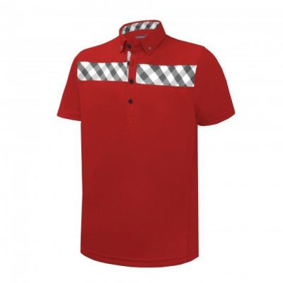 PHSH 259 Hickson Tango Red Modern Fit Apparel