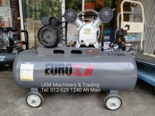 Europower 2HP 100L Air Compressor