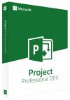 Microsoft Project Pro 2019 Microsoft Software