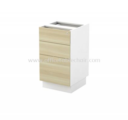 FIXED PEDESTAL 2D1F WITHOUT TOP (W/O HANDLE) B-YHP 3 (E)