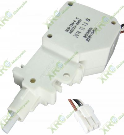 AW-DC1500W TOSHIBA WASHING MACHINE LID LOCK