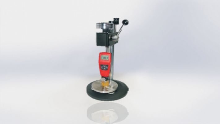 Digital Durometer With Stand