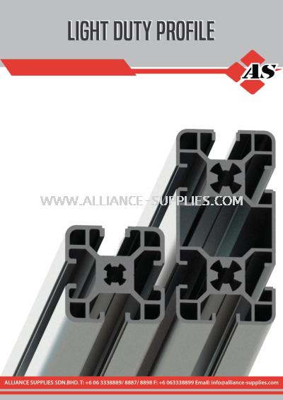 Lightweight Aluminium Profile