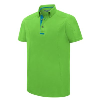 PHSH 190 Ethan Athletic Fit Ice Green/Yosemite Blue Golf Apparel