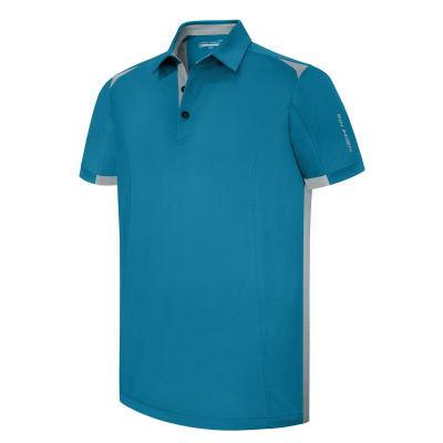 PHSH 231 ONEIL Modern Fit Yosemite Blue/Light Grey Golf Apparel