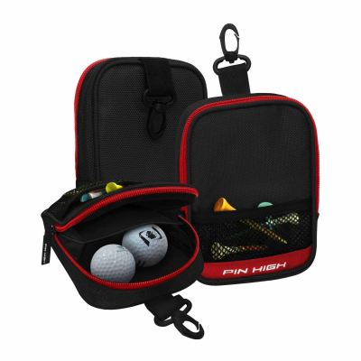 Mini Ball Bag Black/Red