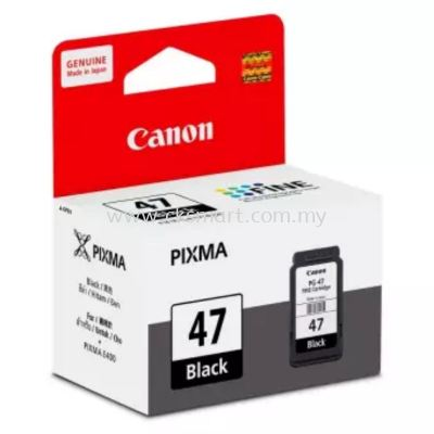 CANON CARTRIDGE PG-47 BLACK