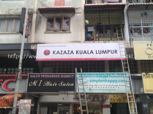Kazaza Kuala Lumpur Metal G.I sigange at cheras Kuala Lumpur