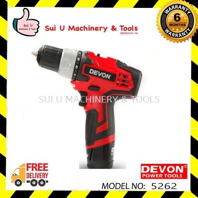 DEVON 5262-Li-12TS 12V Drill Driver