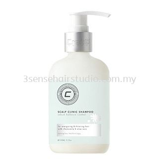 Scalp Clinic Shampoo (For Energising & Thinning Hair)