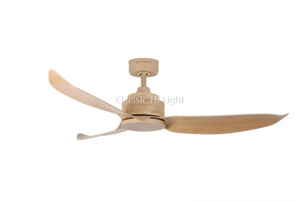 "Acorn Fantasia DC-356LED 46"" 3 Blade DC Motor Ceiling Fan : Wood"