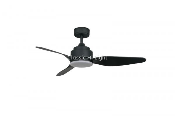 "Acorn Fantastique AC-326 46"" 3 Blade AC Motor Ceiling Fan : Coffe"