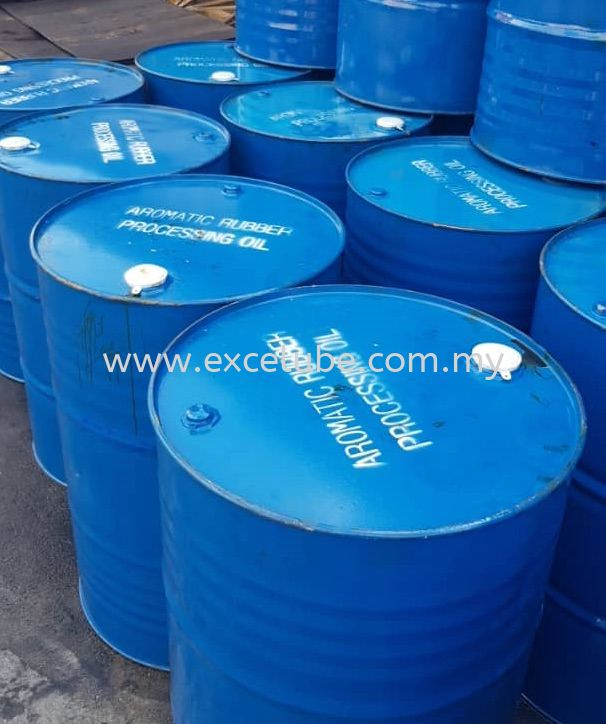 Aromatic Rubber Process Oil Supply