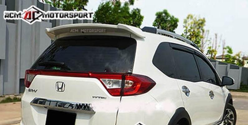 Honda BRV V2 top spoiler