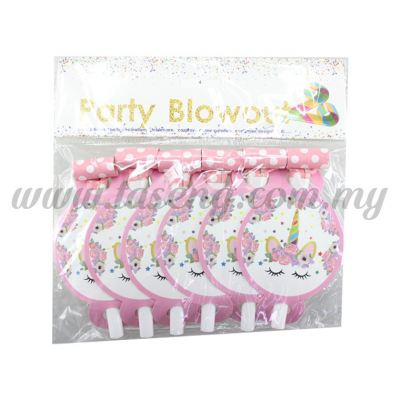 Blowing Unicorn Eyelashes 6pcs (F-FB-UN)