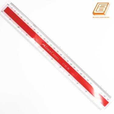 Faber-Castell - Plastic Ruler 30cm - (178330)