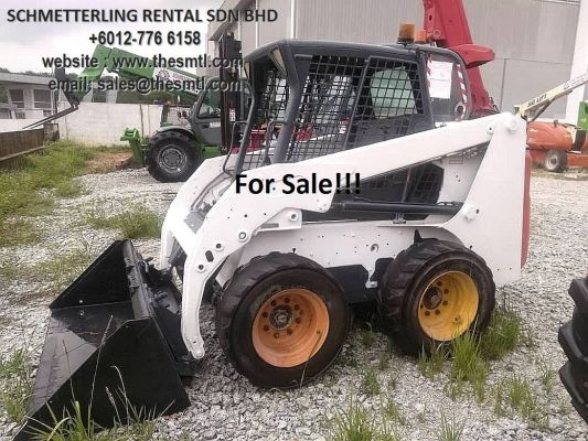 Skid Steer Loader S150 (Used) PROMOTION!!!!!!! ��RM 5x,xxx ��only