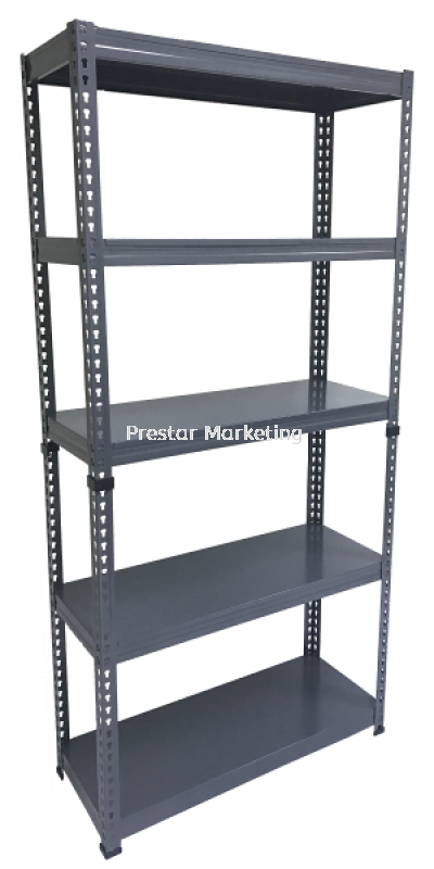 MYSTAR - BOLTLESS RACK 2 IN 1 (STEEL SHELVES)