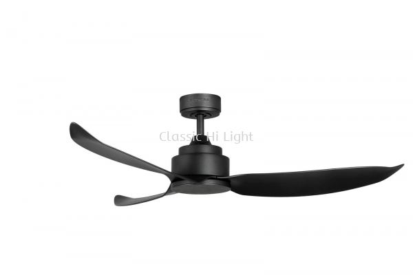 "Acorn Fantasia DC-356LED 36"" 3 Blade DC Motor Ceiling Fan : Coffee"