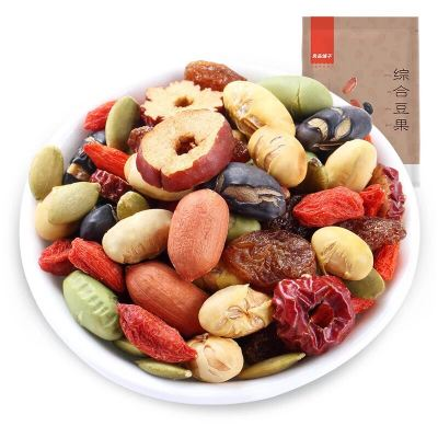 Mixed Nuts & Dried Fruits