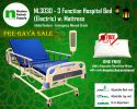 NL303D Hospital Bed 3 Functions (Electric Powered) Electric Powered Hospital Beds Hospital Beds