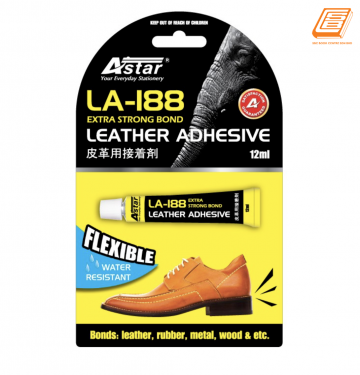 Astar - LA188 Extra Strong Bond Leather Adhesive 12ml