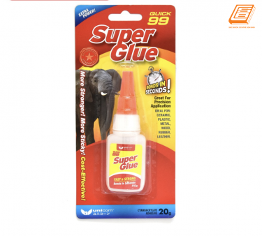 Unicorn - Quick 99  Super Glue 20g - (USG-99-20G )