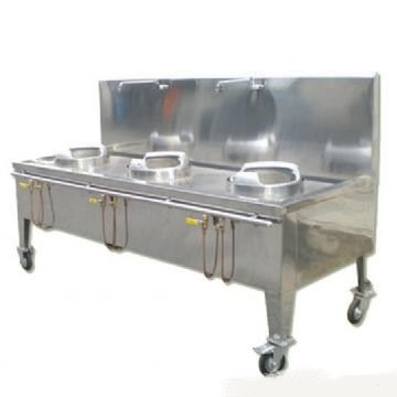S.Steel 3Ring Kwali Burner