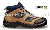 SAFETY JOGGER - X 2000 SAFETY SHOES SAFETY JOGGER