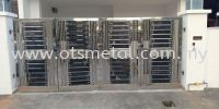 SSG 031 Stainless Steel Gate