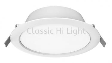 Opple Utility Round 12W Led Recessed Down Light