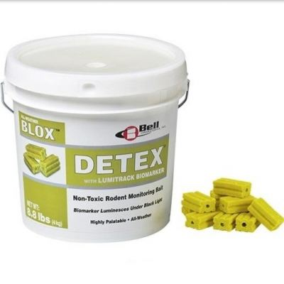 DETEX WITH LUMITRACK
