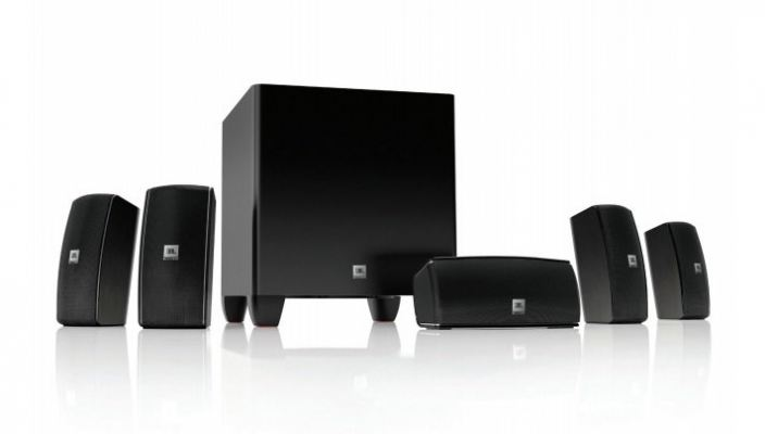 CINEMA 610 Advanced 5.1 Home Theater System with Powered Subwoofer