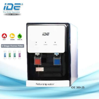 IDE 389-25 Water Dispenser (Hot&Warm)