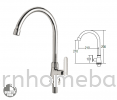 Pillar Sink Tap Aimer AMFC-3658C Sink Tap