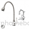 Pillar Sink Tap Flexible Sinor B1012P Sink Tap