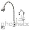 Pillar Sink Tap Flexible Sinor B1012P Sink Tap Kitchen