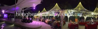 Transparent Canopy Tent