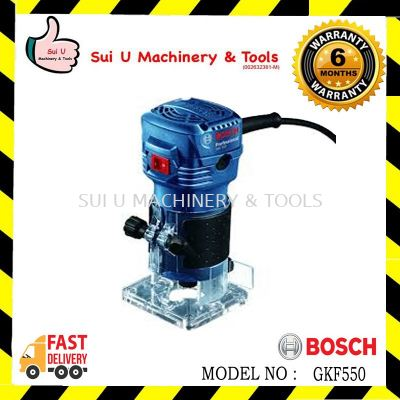 Bosch GKF550 Professional Palm Router / Trimmer
