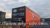 Rapid Safe Lorry sticker Lorry Van Sticker