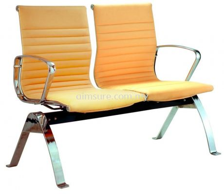 2 seater link chair AIM8400-2S LEO
